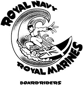 Royal Navy & Royal Marines Board Riders
